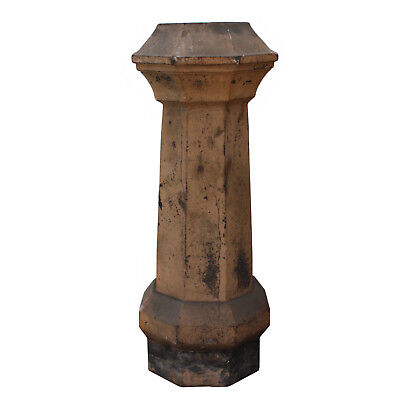 Reclaimed Antique Terra Cotta Chimney Pot, Early 1900's, NMI67