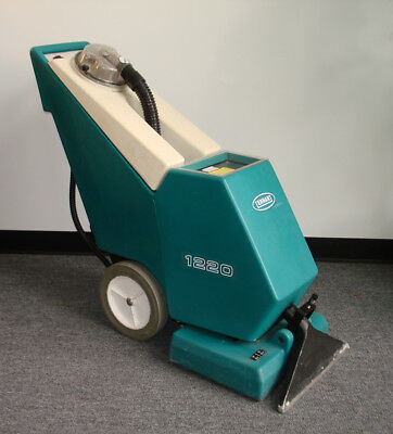 """Nice Looking Tennant 1220 Carpet Extractor, 16"""", Made In Usa, Working Good"""