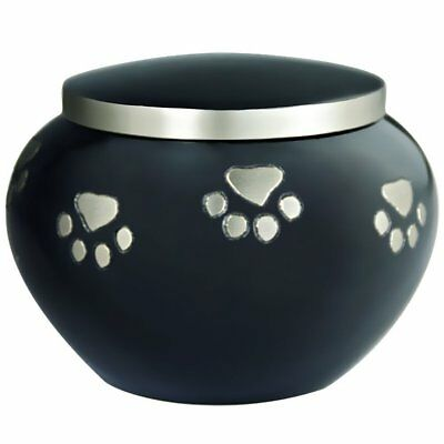 Meilinxu - Pet Funeral Urns for Dogs Ashes - Cremation Urns for Cats Ashes - in