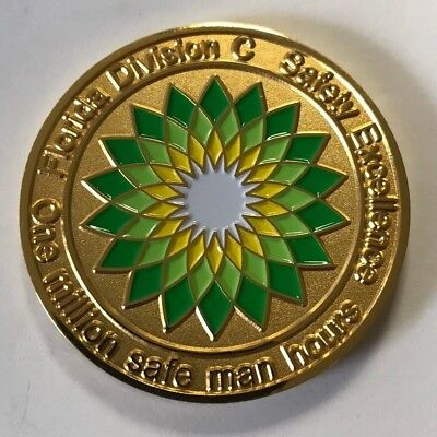 BP British Petroleum Gas Company Florida Division C Safety Excellence