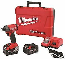 Milwaukee M18 Fuel Impact Driver Kit, 1/4 In.