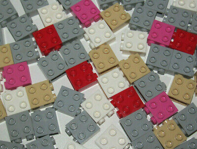 4 Side Studs ***NEW*** Lego Part 22885 1x1/&2//3 Brick Choose 2,4,6,8 or 10