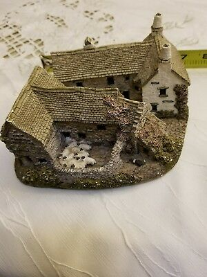 Lilliput Lane trountbeck Farm English Collection No Box or deed