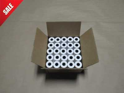"50 Rolls of 2-1/4"" x 85' Thermal for Verifone Printer Tranz 420, Vx510, Vx570"