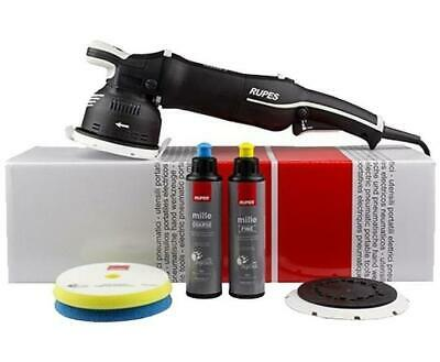 Rupes Bigfoot LK900E/STN Mille Gear Driven Dual Action Polisher Standard Kit