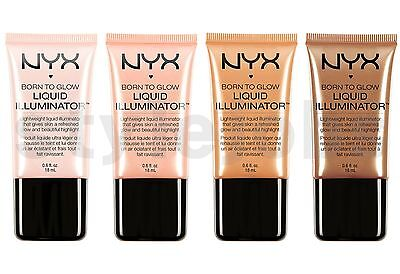 NYX Born to Glow Liquid ILLUMINATOR -LI