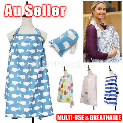 Multifunction Baby Breastfeeding Nursing Cover Scarf Maternity Generous Blanket