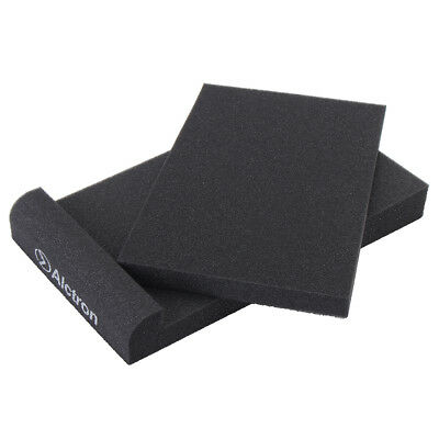 1 Set Alctron Studio Monitor Speaker Isolation Shockproof Acoustic Foam Pads