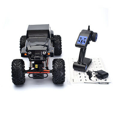 HSP 4WD Off Road RC Car 1/18 Scale 94680 Electric Monster Truck Climbing Rock