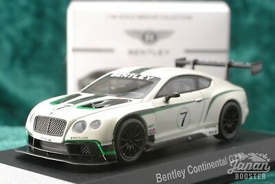 [KYOSHO 1/64] BENTLEY CONTINENTAL GT3 Minicar Collection