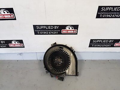 vauxhall combo corsa tigra fan heater blower non air con