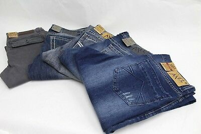 Brand New with tags Lot of 5 pieces TK Axel Jeans for Men all Same Size W32_L32