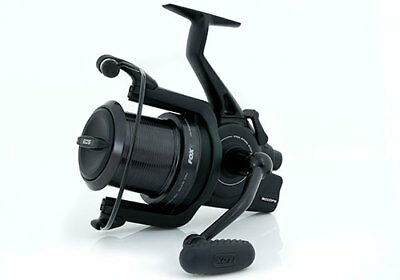 Fox NEW EOS 12000 FS Freespool Carp Fishing Big Pit Reel CRL075