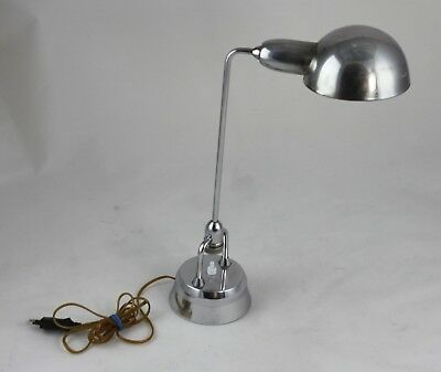 JUMO Lampe - ART DECO Tischlampe - Design: Charlotte Perriand - desk lamp