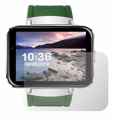 Domino-DM98, 4x-Screen-Protector,Full-cover-of-the-SmartWatch-display