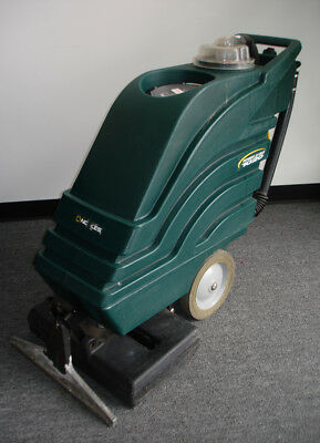 """Tennant Nobles Power Eagle 1020 Carpet Extractor, 20"""", Made In Usa, Used"""