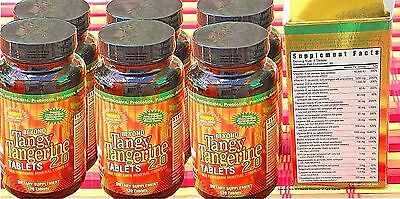 David BTT 2.0 Tablets Beyond Tangy Tangerine 6 Pack by Youngevity