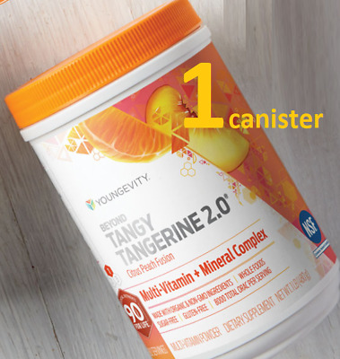 David BTT 2.0 Citrus Peach Fusion Single Canister by Youngevity