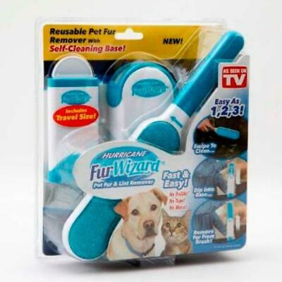 Hurricane Fur Wizard -AS SEEN ON TV - FREE DELIVERY-THE STOCKISTS