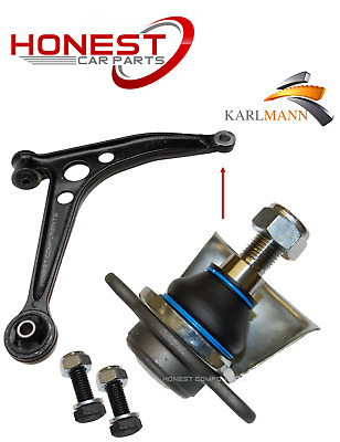 FITS VW SCIROCCO 2008/> FRONT LEFT WISHBONE ARM BALLJOINT X1
