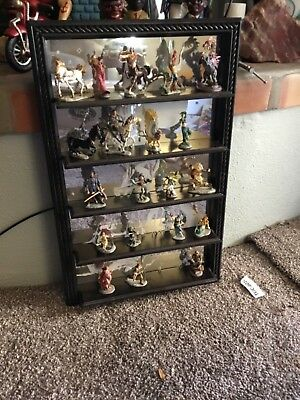 Franklin Mint * Fantasy Set * Dragons Unicorns Dungeons Games Thrones Lord Rings
