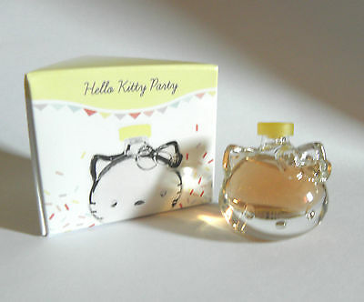 Miniature ** HELLO KITTY PARTY **,  edt 5 ml,  Koto, vanille, Nouveau, NEUF !!