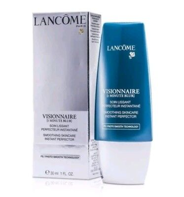 Lancome Visionnaire [1 Minute Blur] Smoothing Skincare Instant Perfector 30ml **