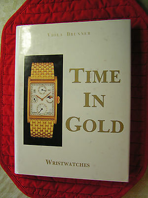 TIME IN GOLD -  wrist watches - BOOK