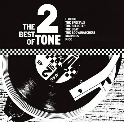 The Best of 2 Tone - Various Artists (Album) [CD]