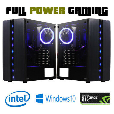Budget intel Gaming Computer Play All Games in the market Good FPS Custom PC