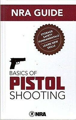 Nra guide basics of pistol shooting 3rd edition latest edition nra guide basics of pistol shooting 3rd edition latest edition fandeluxe Images
