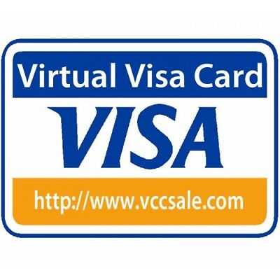 Virtual Visa Credit Cards