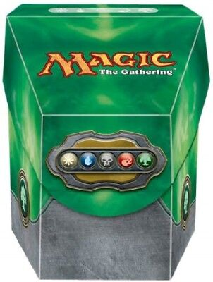 MAGIC Mtg DECK BOX COMMANDER Ultra Pro - Green - Verde