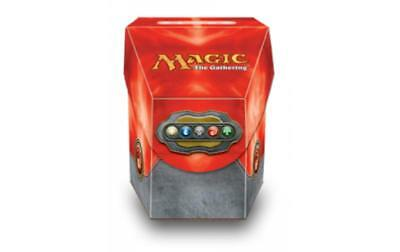 MAGIC Mtg DECK BOX COMMANDER Ultra Pro - Red - Rosso