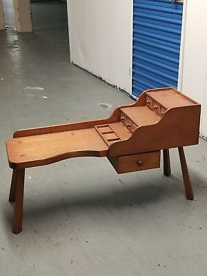 Antique cobblers bench, good condition, fully functional