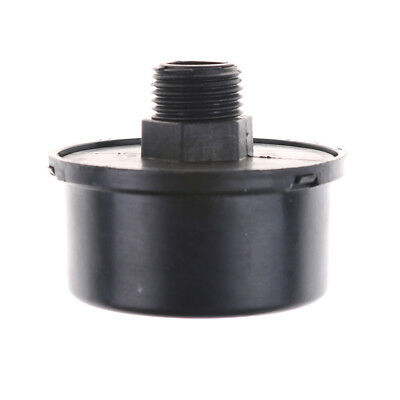 G3/8 16mm Male Threaded Filter Silencer Mufflers for Air Compressor Intake ^