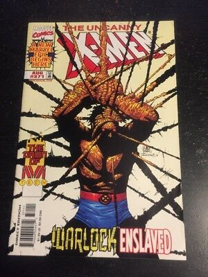 Uncanny X-men#371 Incredible Condition 9.2(1999) Machine Man, Nick Fury App!