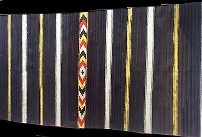1890-1900 ➕navajo ➕transitional Open Border Rug  ⚡️moqui Is Early Dine Style💰⚡️