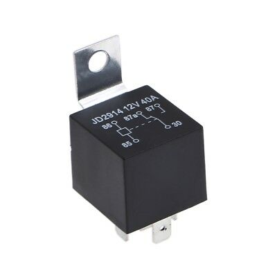 1pc Waterproof Car5Pin40/100A Long Life Automotive Relay Normally Open DC12V.