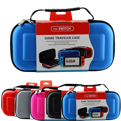 NEW EVA Hard Protective Carrying Case Bag Portable Travel For Nintendo Switch
