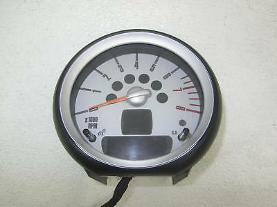 09 BMW MINI COOPER S Model Tachometer Tach Gauge 1.6L 1.6 Turbo