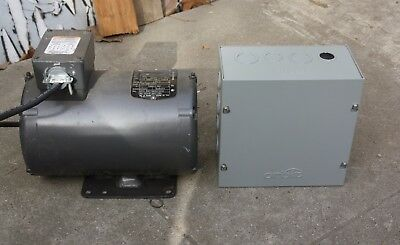 3hp Rotary Phase Converter Baldor idler*** Pick up only in Los Angeles ***