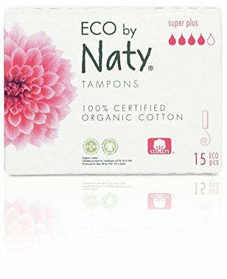 Naty digitale super Plus Tampons, pezzi (x6h)