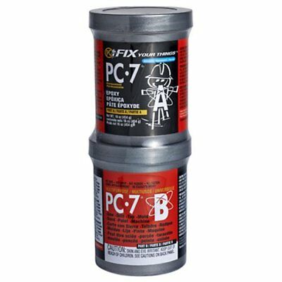 PC Products 167779 PC-7 Two-Part Heavy Duty Multipurpose Epoxy Adhesive Paste...