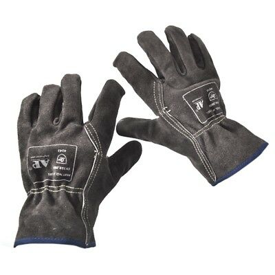 Newly Welding Gloves Soldering Gloves Workshop Operating Machine Protective Gear