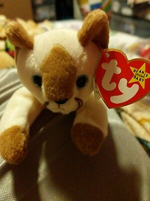 Snip Ty Beanie Baby Retired With Many Tag Errors