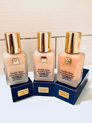 Estee Lauder Double Wear Foundation Stay In Place MakeUp SPF 10/PA++ 30ML