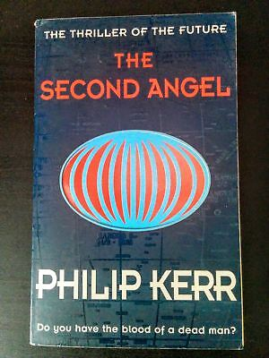 Second Angel by Philip Kerr [Science Fiction Thriller Novel]