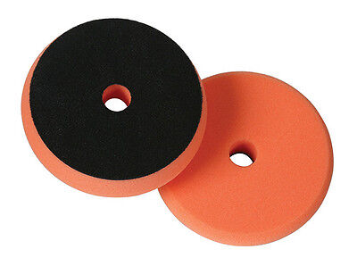 lake country forced rotation buffing pad FR-HOrange5.5