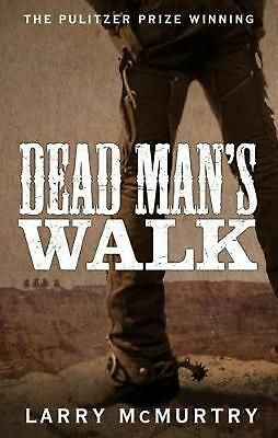 Dead Man's Walk by Larry McMurtry Paperback Book